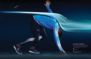 Under Armour F/W 2015 Men's Performance x Style
